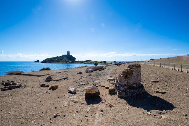 Area archeologica di Nora-Torretta