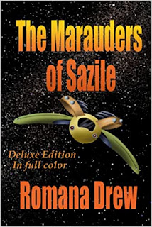 The Maruaders of Sazile by Romana Drew - book promotion companies
