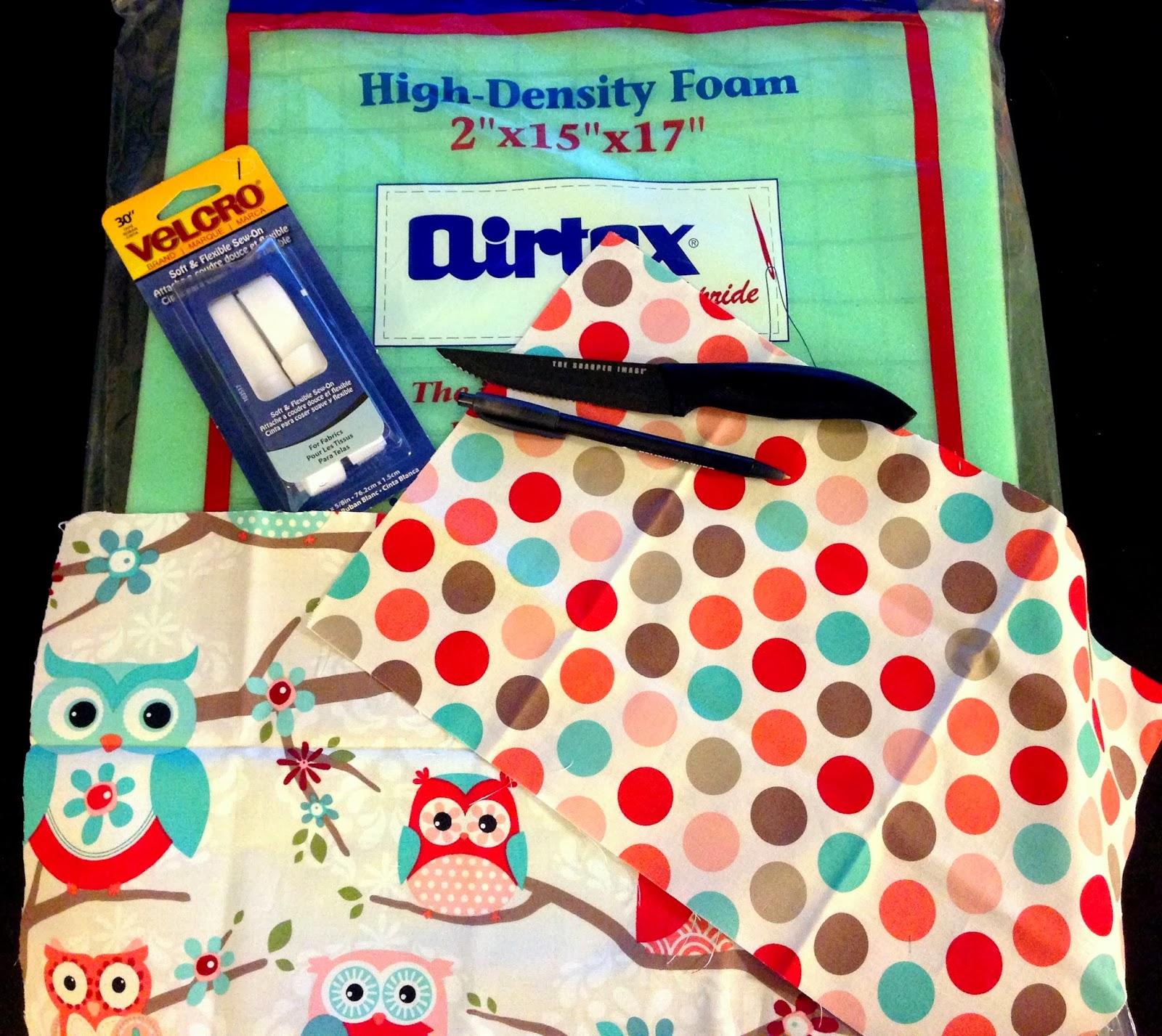 Diy Car Seat Arm Cushion Easy Craft Ideas