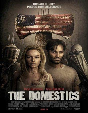 The Domestics (2018) English 720p HDRip