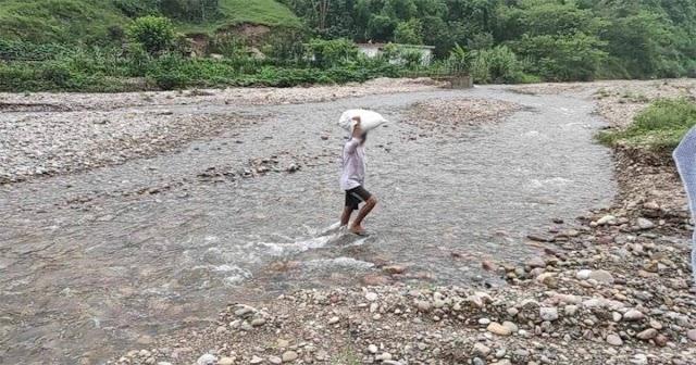 हिमाचल: खड्ड में डूब गया शख्स हुआ लापता, शुरू किया गया सर्च ऑपरेशन