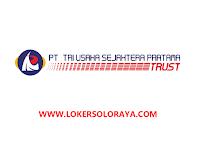 Lowongan Kerja Pabrik Sragen November 2020 di PT Tri Usaha Sejahtera Pratama