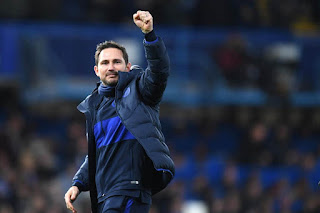 Chelsea boss Frank Lampard is aware he's under pressure to deliver after a record summer of spending.