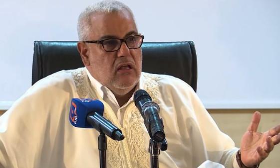 """بنكيران سخن عليه راسو : """"يحق للمغاربة أن يرفعوا دعاوى قضائية ضد الملك و يربحوها"""" !"""