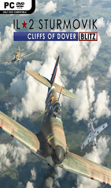 xb0q9v - IL 2 Sturmovik Cliffs of Dover Blitz-CODEX