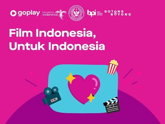 Ayo, Nonton Film Indonesia Berkualitas di Rumah dengan Aplikasi GoPlay