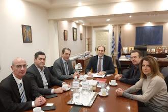 Συναντήσεις στην Αθήνα από την Ομοσπονδία Γούνας για θέματα του κλάδου