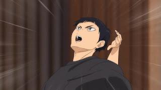"Hellominju.com : ハイキュー!! アニメ 第4期4話 ""楽""  (疑似ユース強化合宿) | Haikyuu!! Season4 Ep.4 Haikyuu!! ""Taking it Easy""  | Hello Anime !"