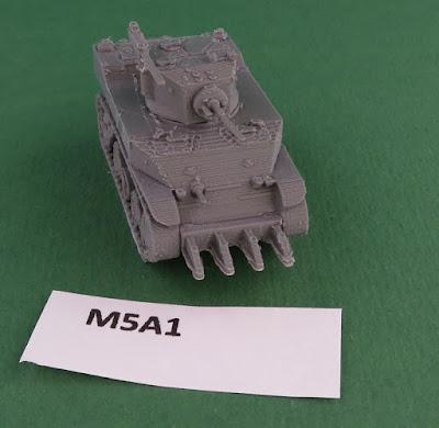 Stuart Tank picture 12