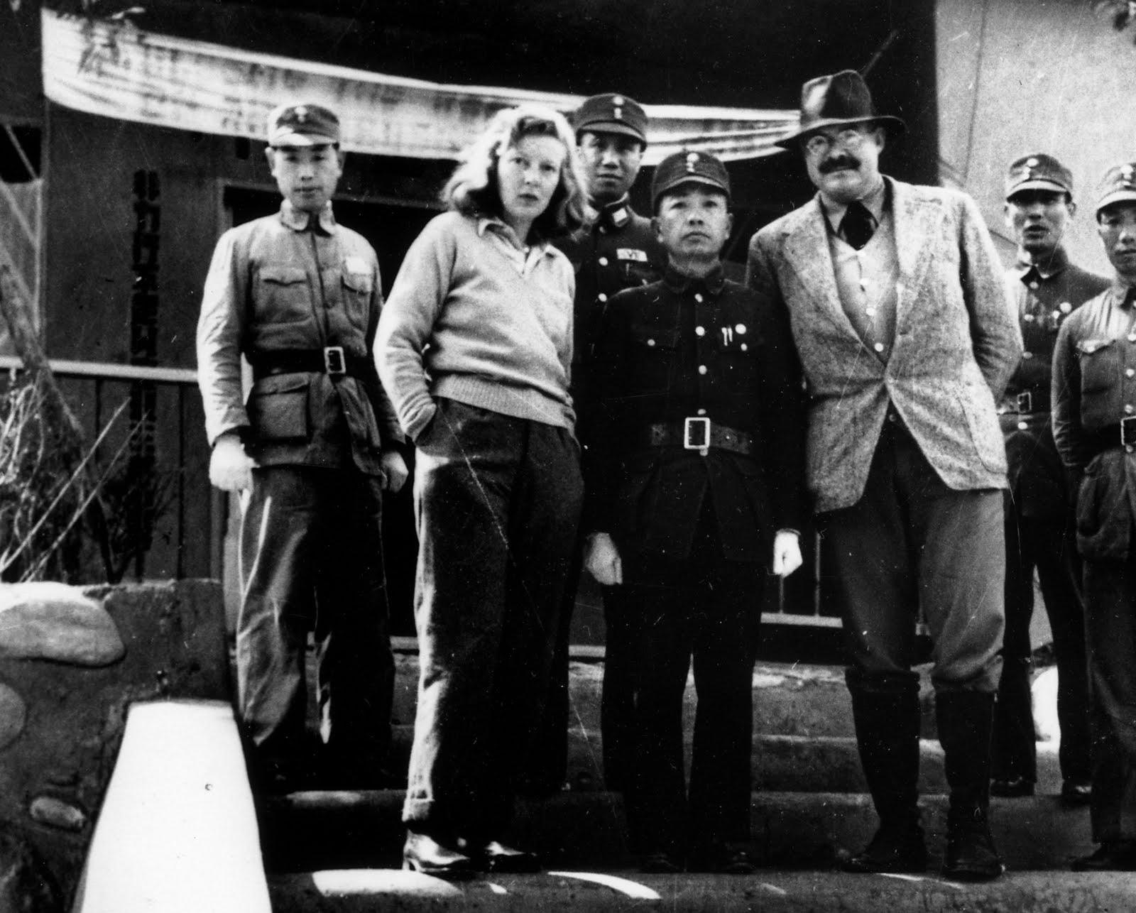 Updates, Live: An Upcoming Movie: Hemingway & Gellhorn