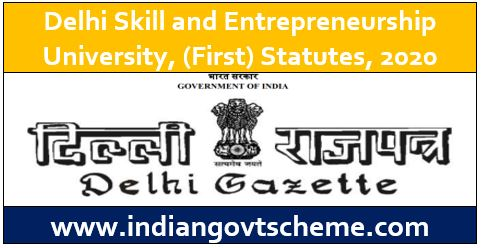 Delhi Skill and Entrepreneurship
