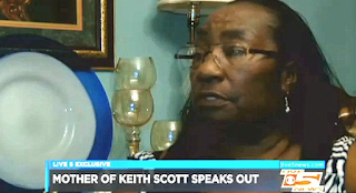 Charlotte Victim Keith Scott's Mother Claims He Was Reading The Koran Before Shooting