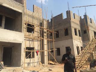 Ochacho Undertakes Multi-Million Naira Hotel Project In Otukpo