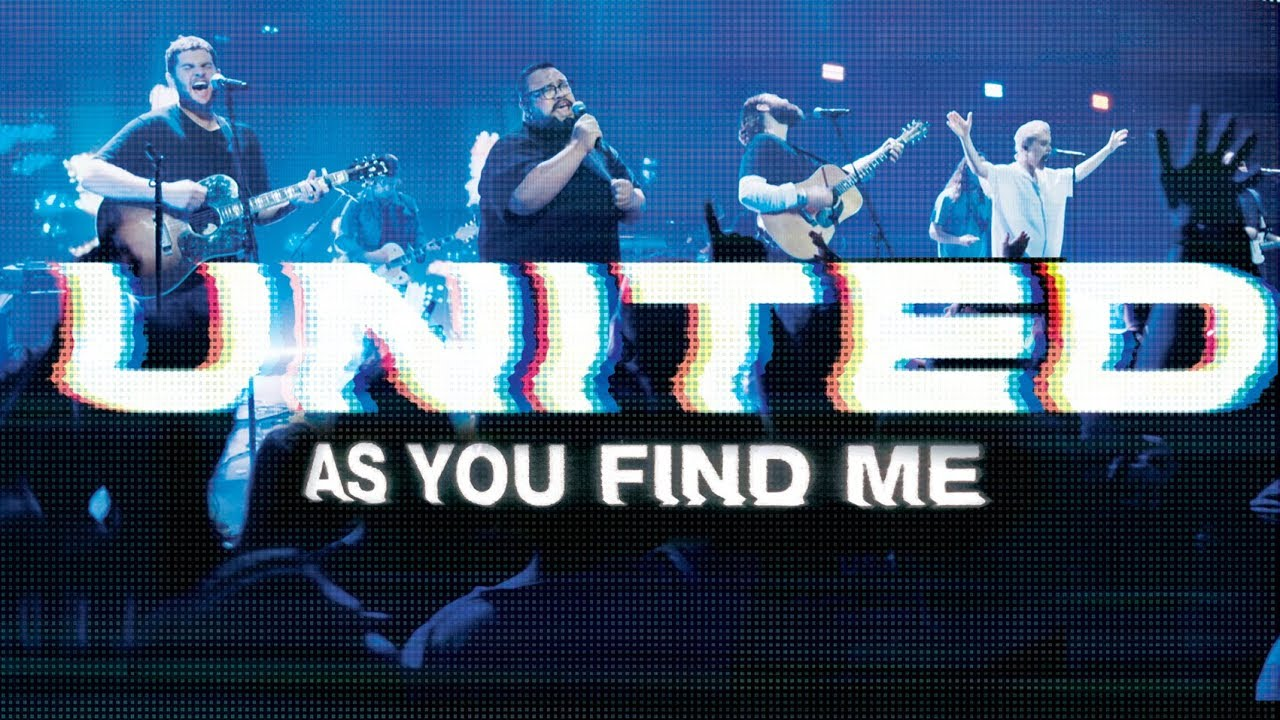 Hillsong United - As You Find Me (Audio Download