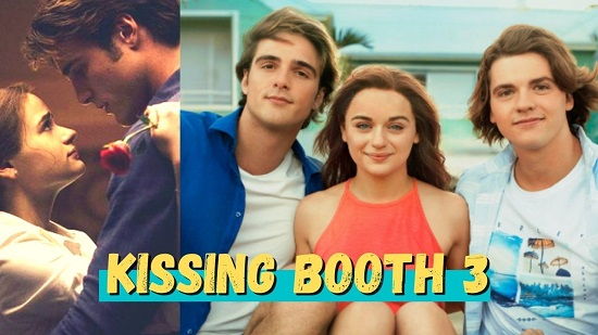 Kissing Booth 3 Trailer