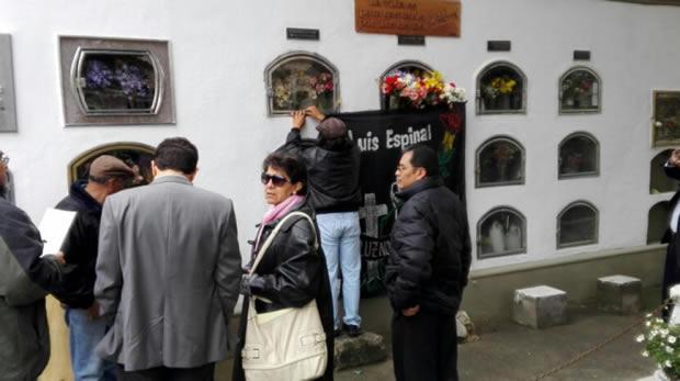 Compañía de Jesús necesita consultar a Roma sobre exhumación de restos de Luis Espinal