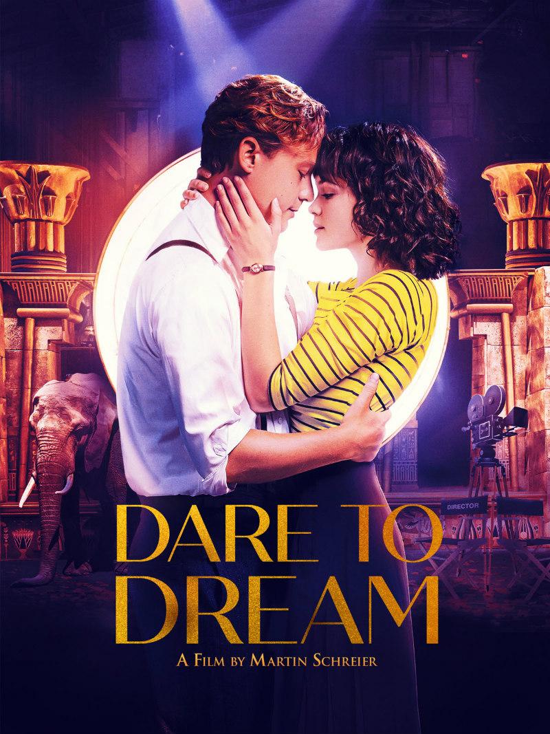 dare to dream film poster