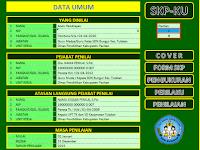 Download Aplikasi SKP-Ku Microsoft Excel 2016