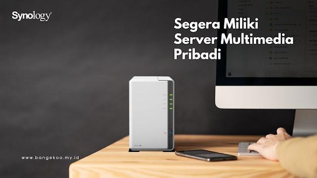 Server Multimedia Pribadi