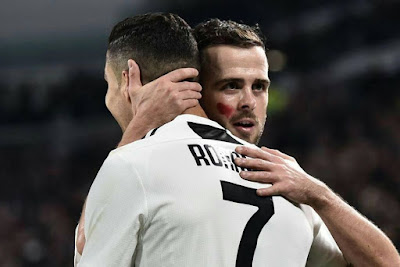 #Pjanic: #Ronaldo is the most important player we have...#CR7.