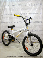 20 Inch Pacific X-Man 2.0 FreeStyle BMX Bike