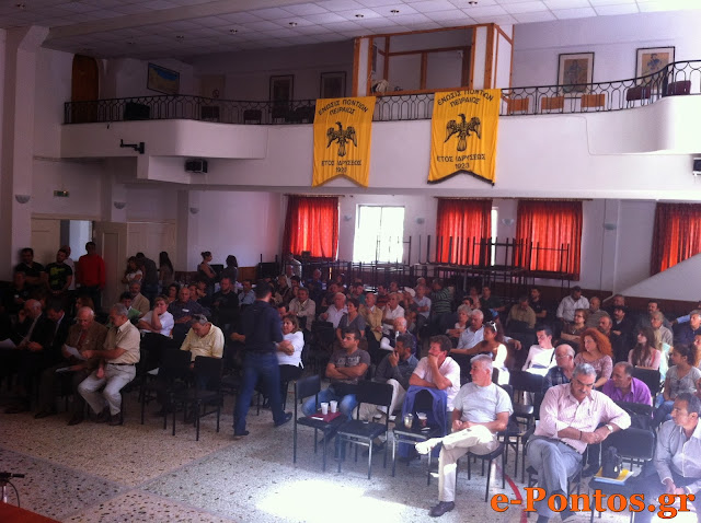 Έκτακτη Γεν. Συνέλευση για το ΣΠΟΣ Ν. Ελλάδος & Νήσων της ΠΟΕ