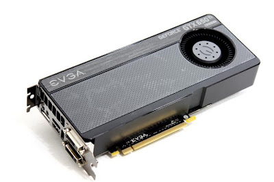 Review dan Benchmark VGA Mainstream EVGA GTX 650 Ti Boost SC
