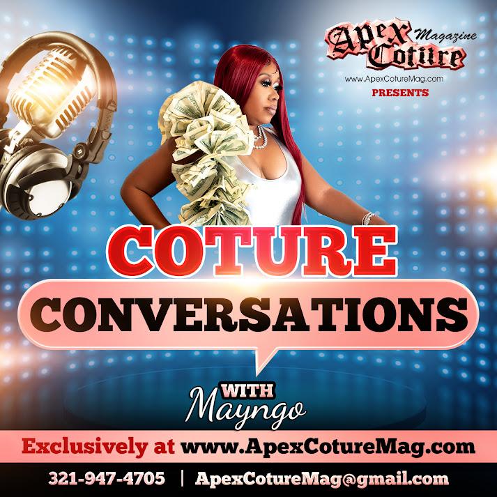 Coture Conversations New Season!