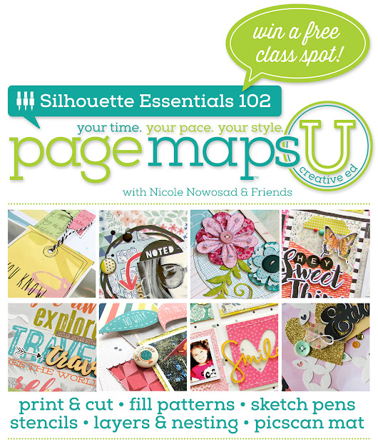 Silhouette Essentials 102 with PageMaps!