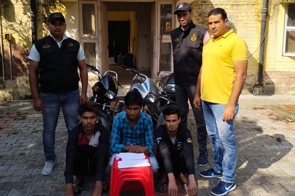 faridabad-crime-branch-sector-56-arrested-three-accused