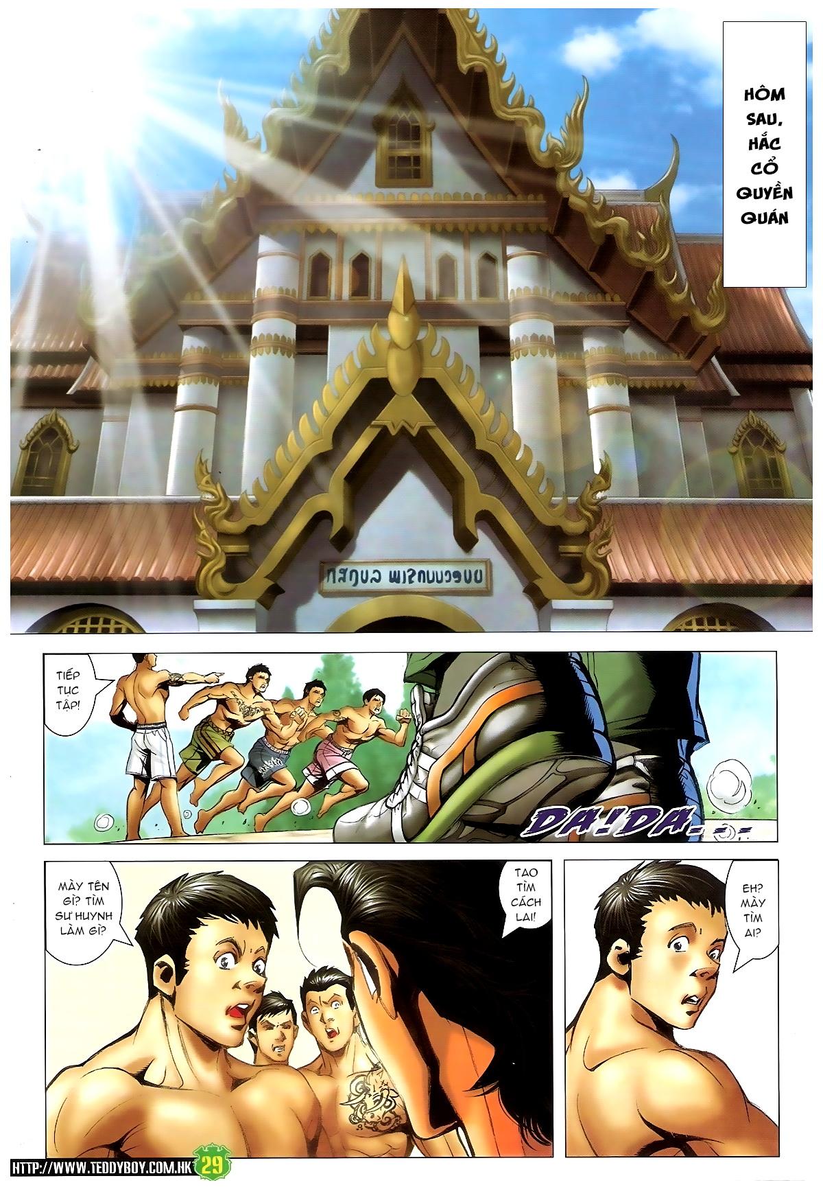 Người Trong Giang Hồ - Chapter 1395: Phiên bản Đại Phi - Pic 25