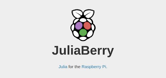 Julia on Raspberry Pi - a boost on Computation