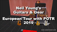 Neil Youngs Equipment POTR-Tour 2019