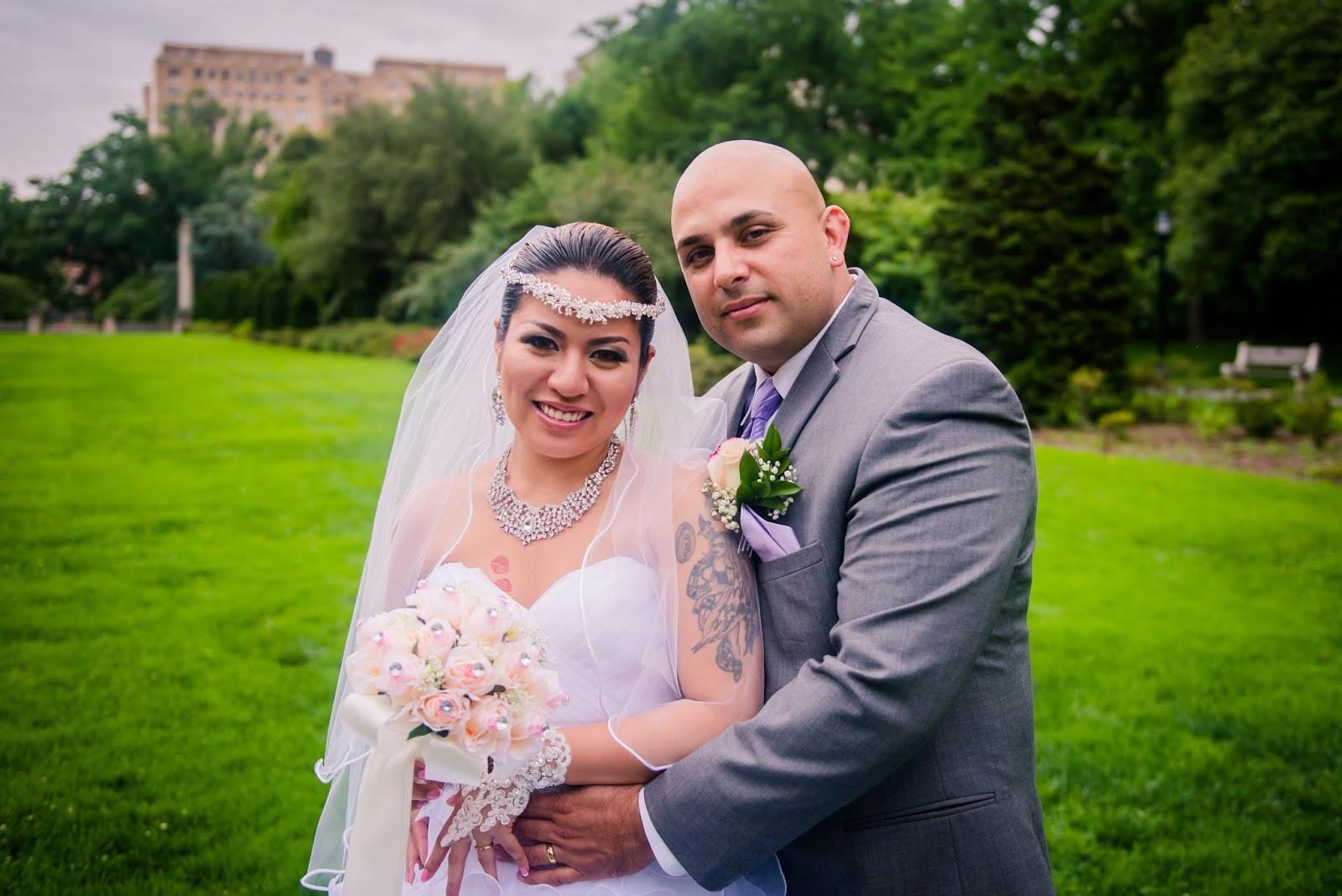 Beautiful New York Wedding Photography