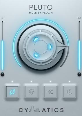 Cover Box do plugin Cymatics - Pluto 1.0.1