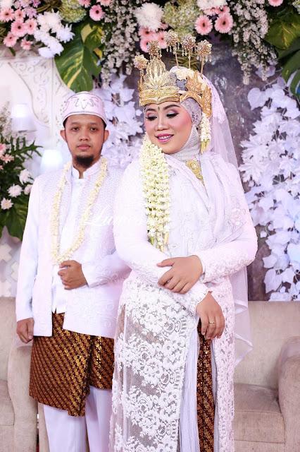 Makeup pernikahan adat sunda akad nikah