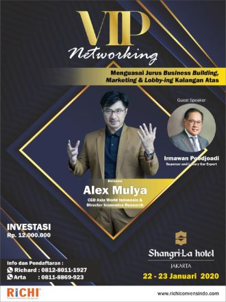 VIP Networking Batch 2