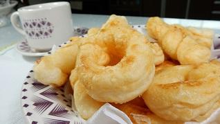 Receita: Biscoito frito de Tapioca com queijo - Comida Arretada