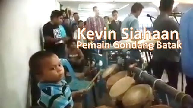 Luar Biasa, Kevin Siahaan Masih Umur 4 Tahun, Sudah Menjadi Partagading Handal