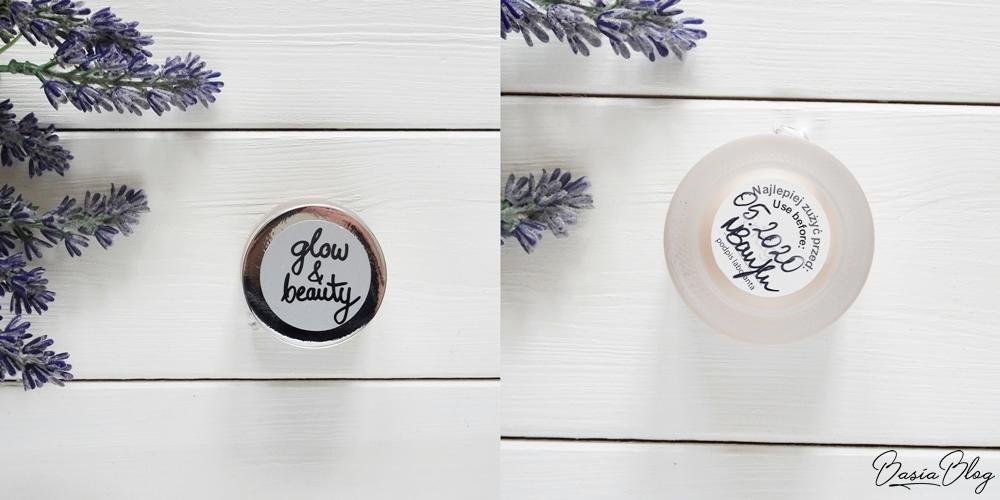 rozświetlacz w kremie Fridge glow&beauty, naturalny rozświetlacz, kosmetyki z lodówki Fridge bez konserwantów