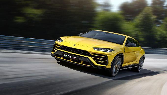 Lamborghini Urus Hadir dengan Mesin Hybrid, Pasti Lebih Bertenaga !