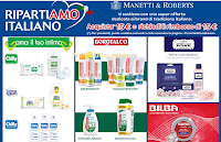 """Logo Manetti & Roberts """"Ripartiamo Italiano"""" : spendi e riprendi 15€! Operazione di cashback"""