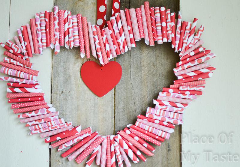 Valentine's day decoration ideas