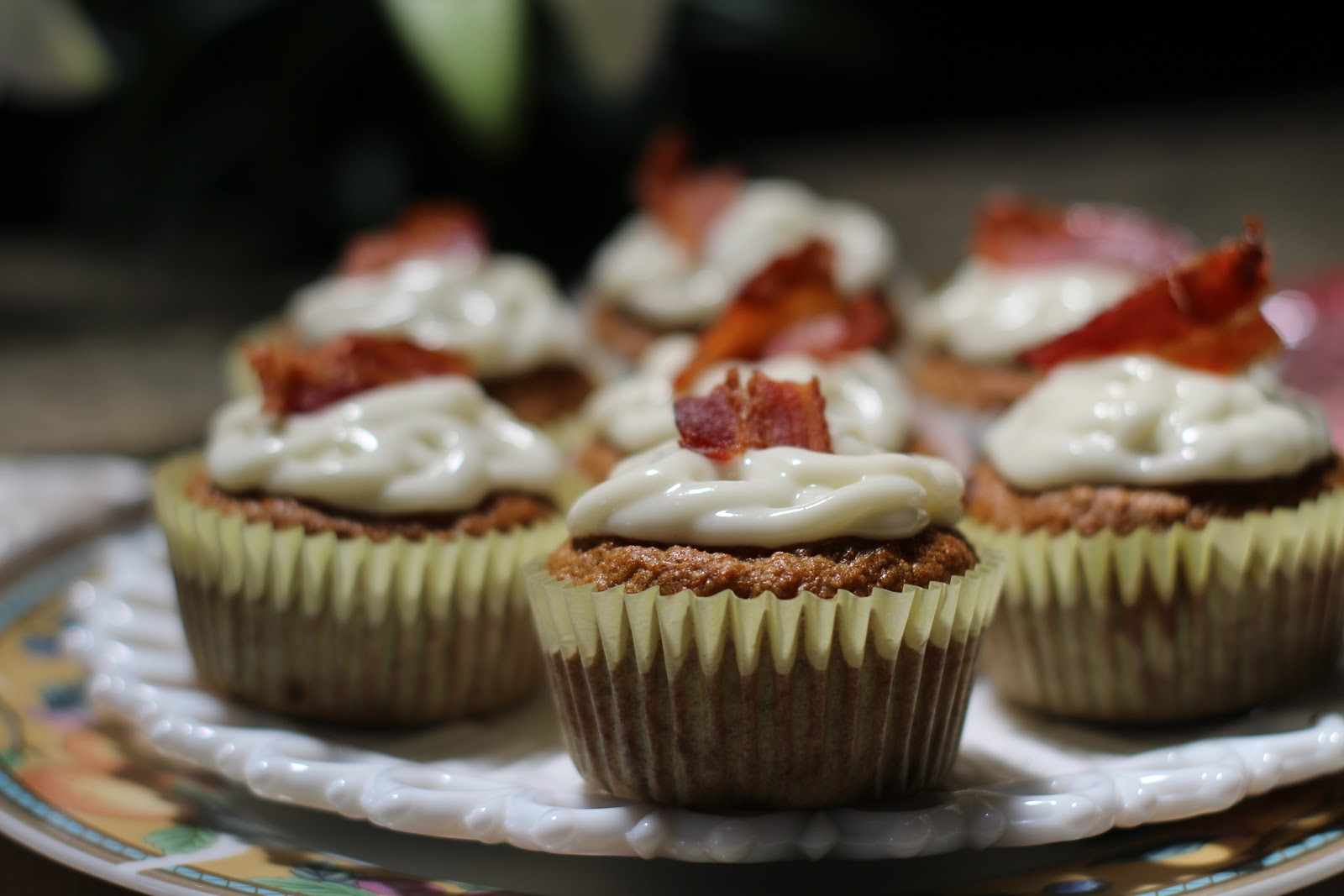 Gluten-Free Maple Bacon Buckwheat Carrot Muffins, no refined sugar, dairy or xanthan gum