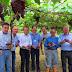 Evento simboliza abertura da colheita da uva na região Médio Alto Uruguai
