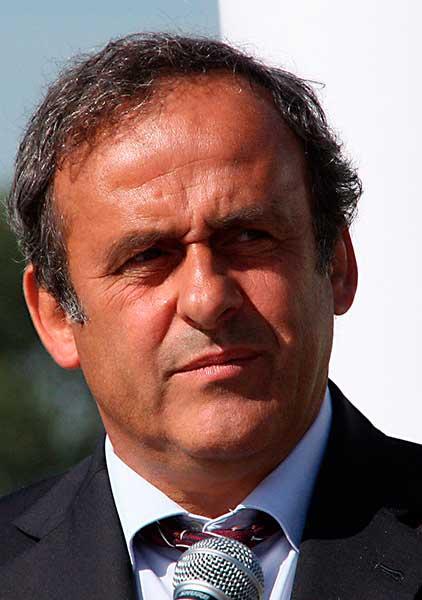 Detenido el expresidente de la UEFA, Platini