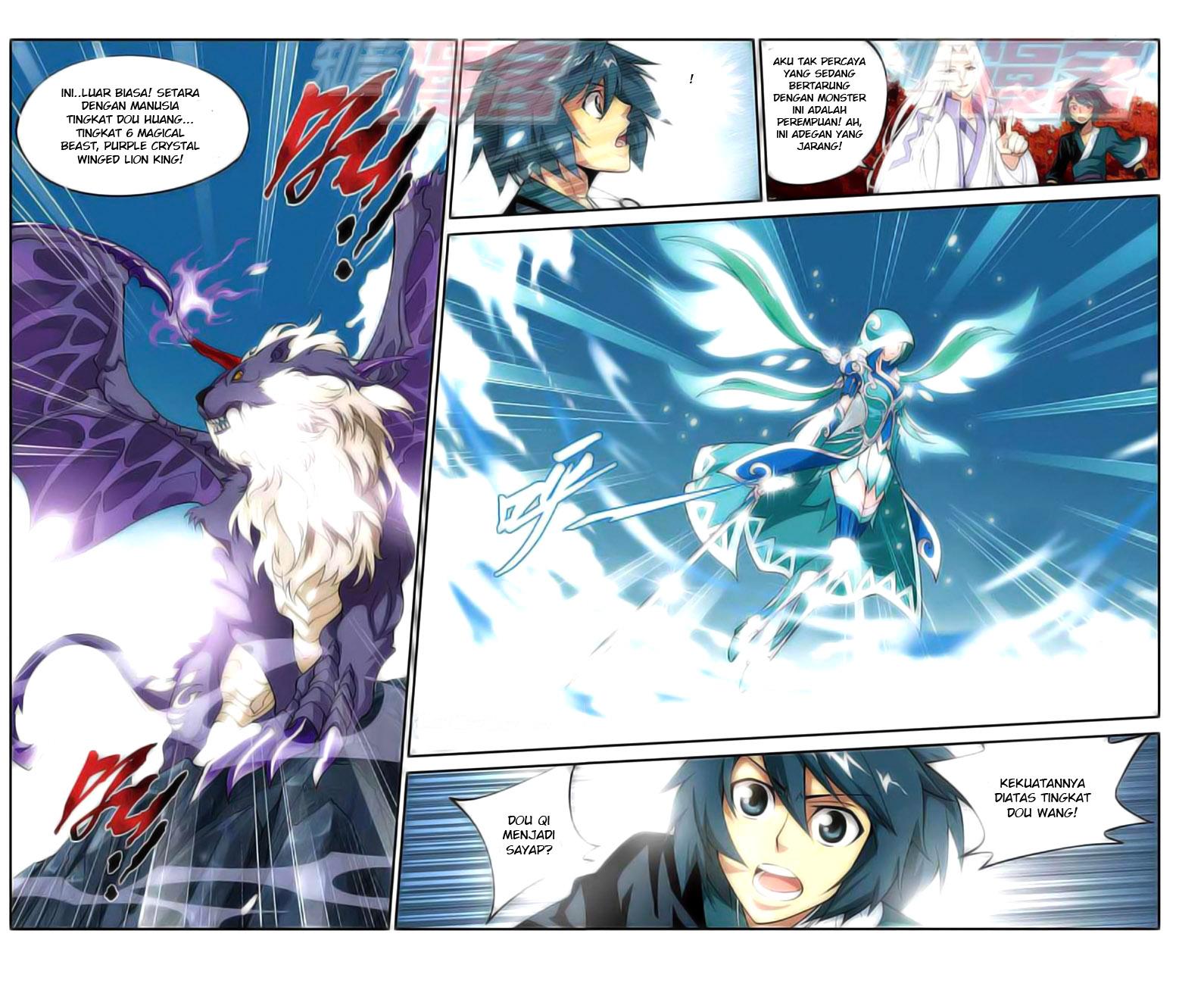 Battle Through the Heavens Chapter 26-37