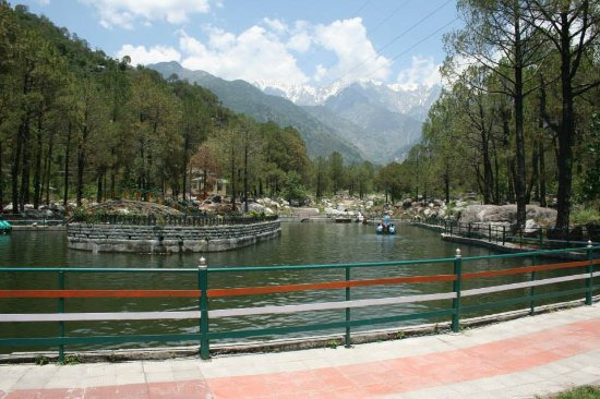 Palampur Tourist Attraction :  Saurabh Van Vihar Palampur