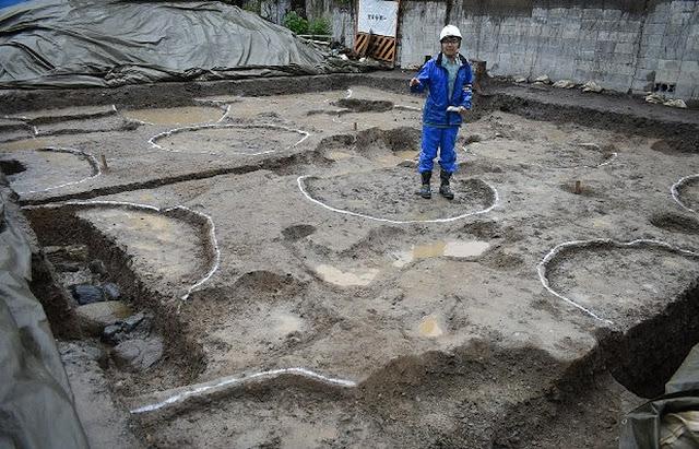 Ιδρύματα για εξαφανισμένη βουδιστική αίθουσα ναών του 9ου αιώνα που ανακαλύφθηκε στο Κιότο