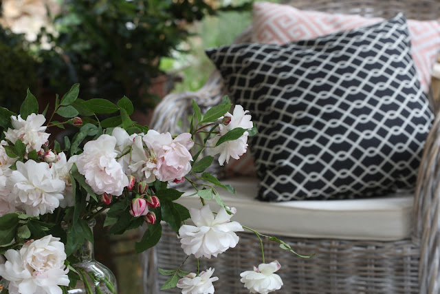 French Country Fridays- Patio Refresh